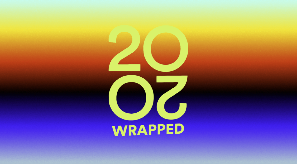 2020 Spotify Wrapped