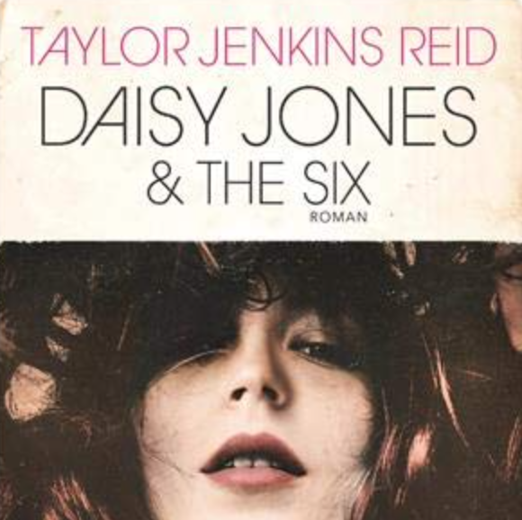 Daisy Jones and The Six Book Cover