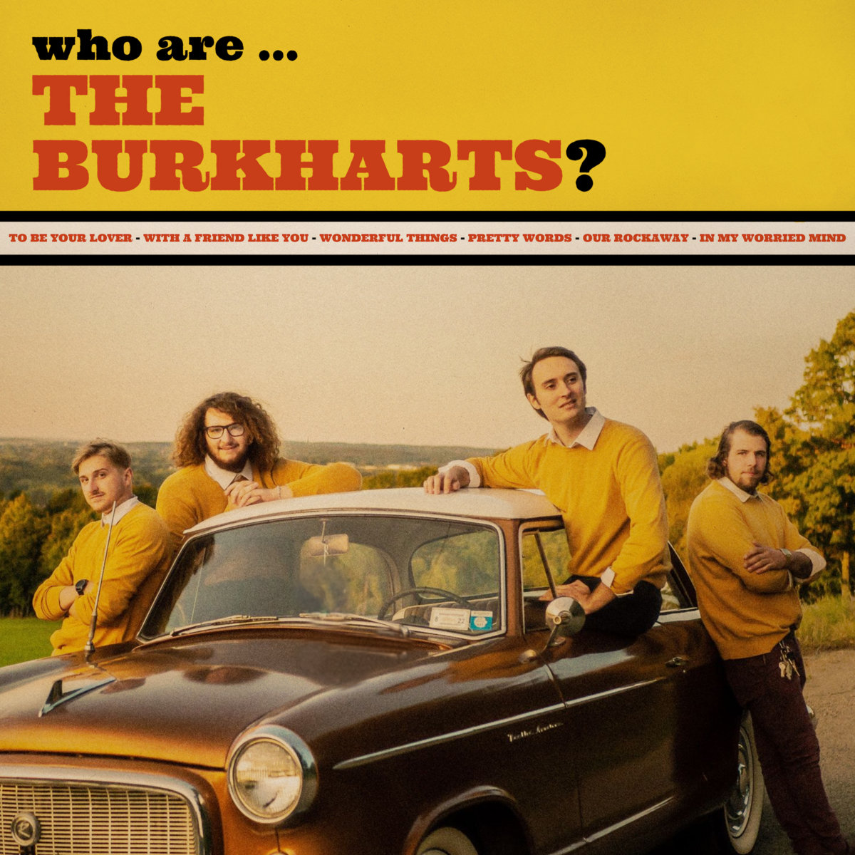 Who are the burkharts?