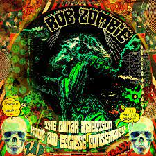 Rob Zombie - The Lunar Injection Kool Aid Eclipse Conspiracy Cover