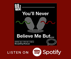 You'll Never Believe Me But ... Listen on Spotify