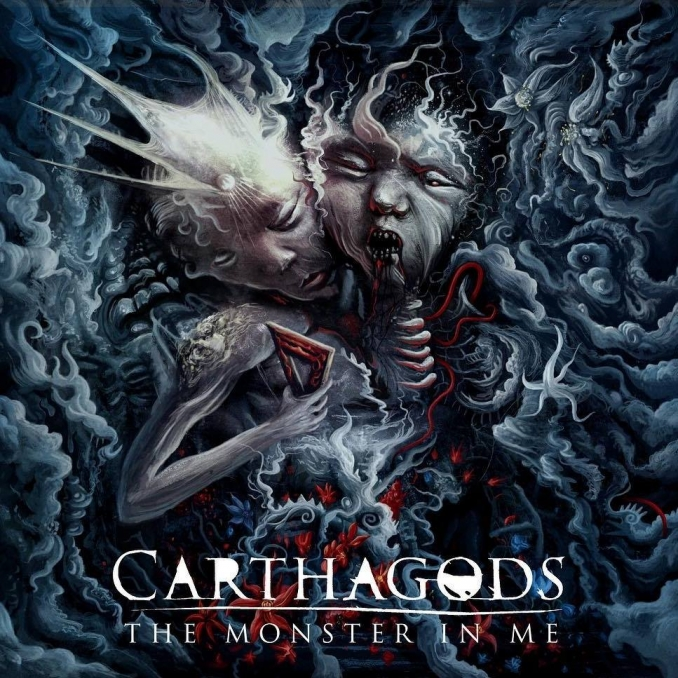 """""""The Monster In Me"""" album cover by Carthagods"""