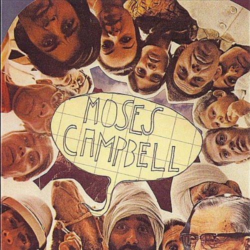 """""""Who Are You? Who Is Anyone?"""" by Moses Campbell Album Cover"""