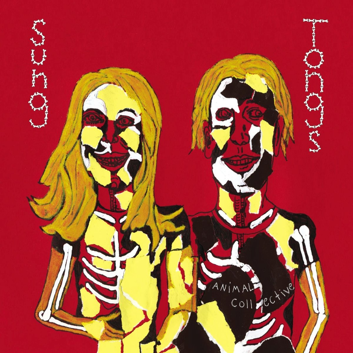 """Animal Collective's """"Sung Tongs"""" Album Cover"""
