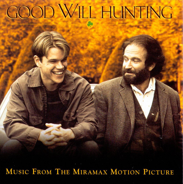 """""""Good Will Hunting"""" Album Cover"""