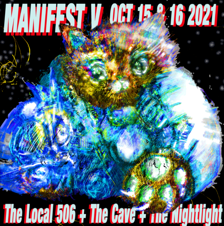 Promotional poster for Manifest 5