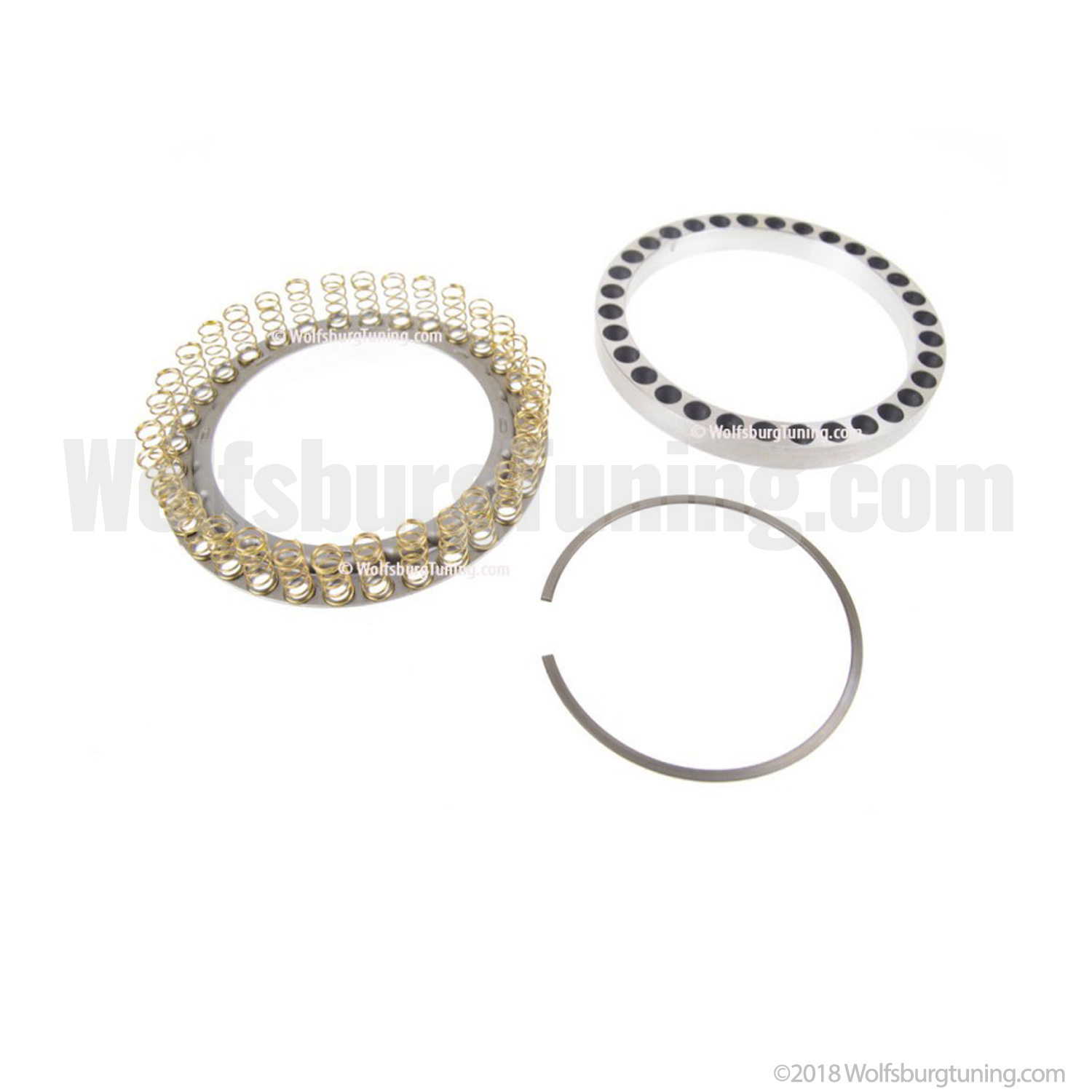 Automatic Transmission Reverse Drum Spring with Retainer