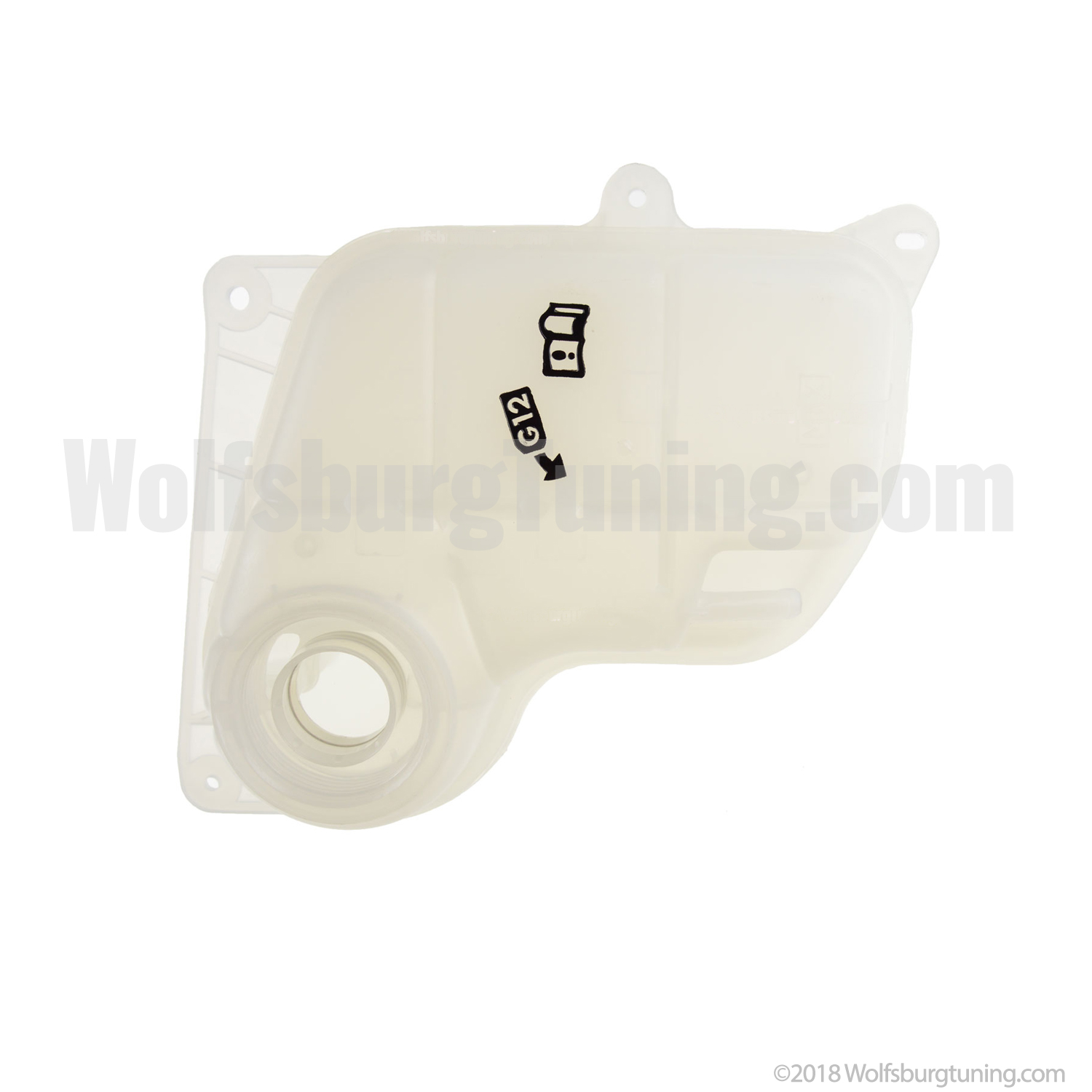Coolant Reservoir - Expansion Tank