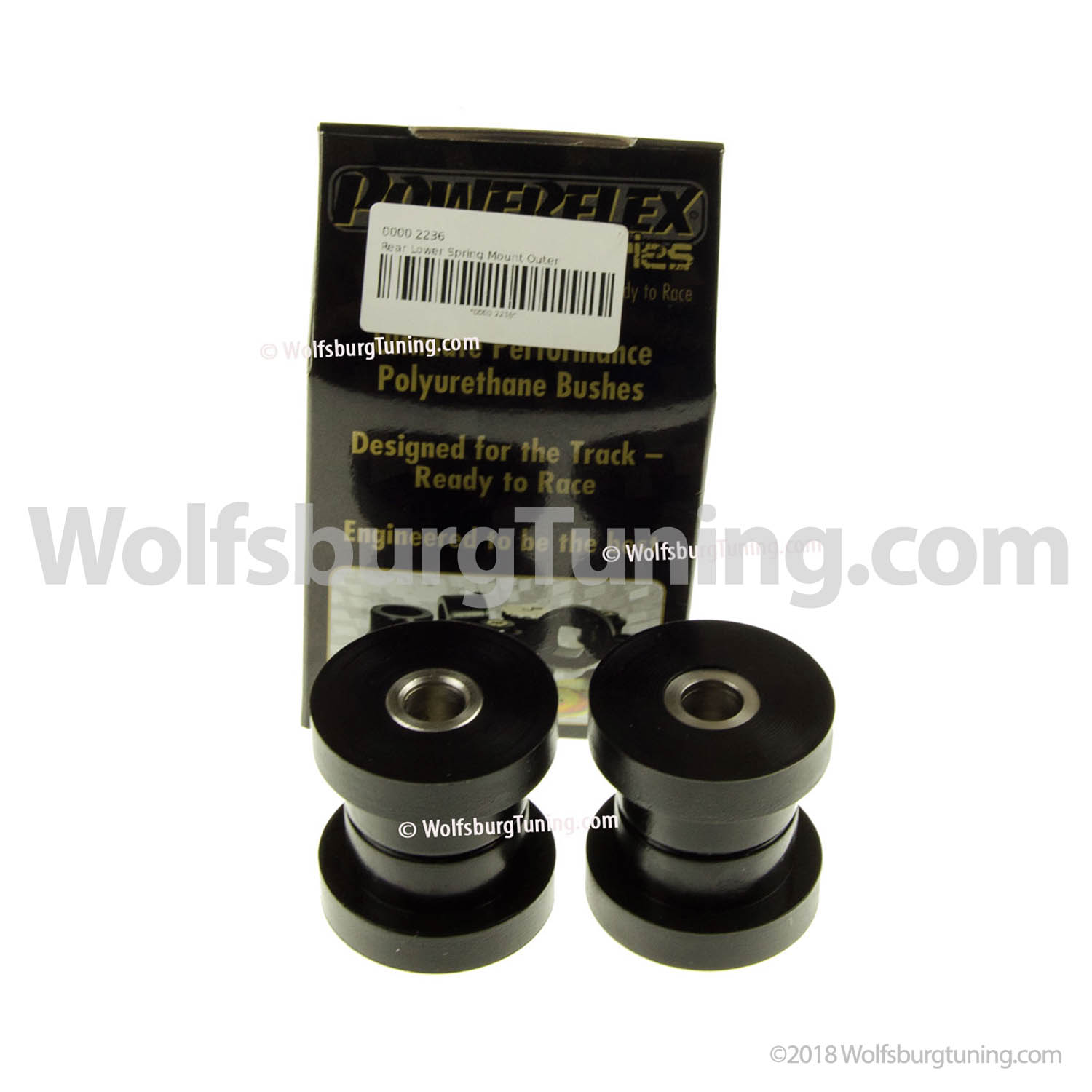 Control Arm Bushing - Rear Outter (urethane)