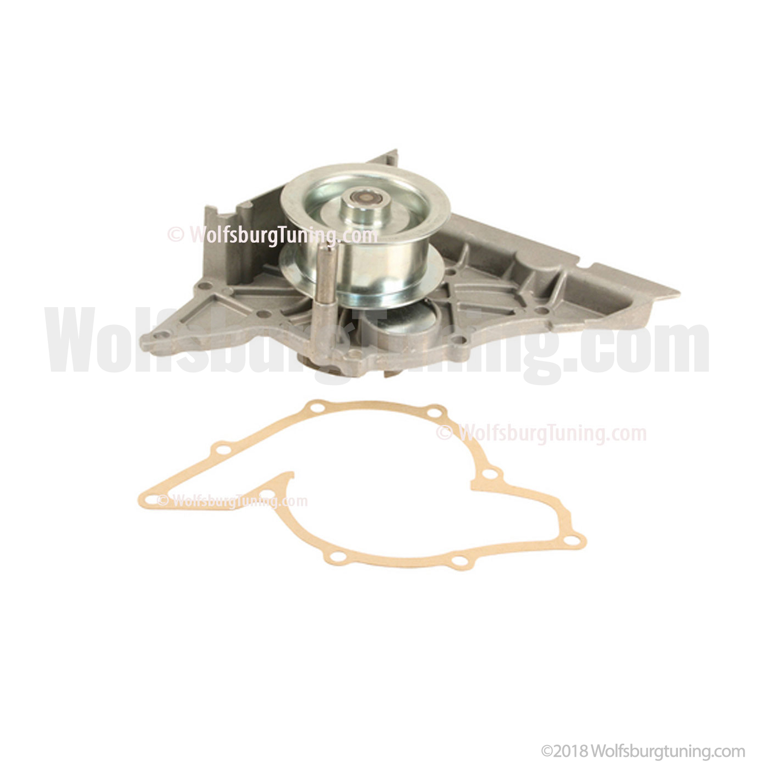 Water Pump - (metal impeller)