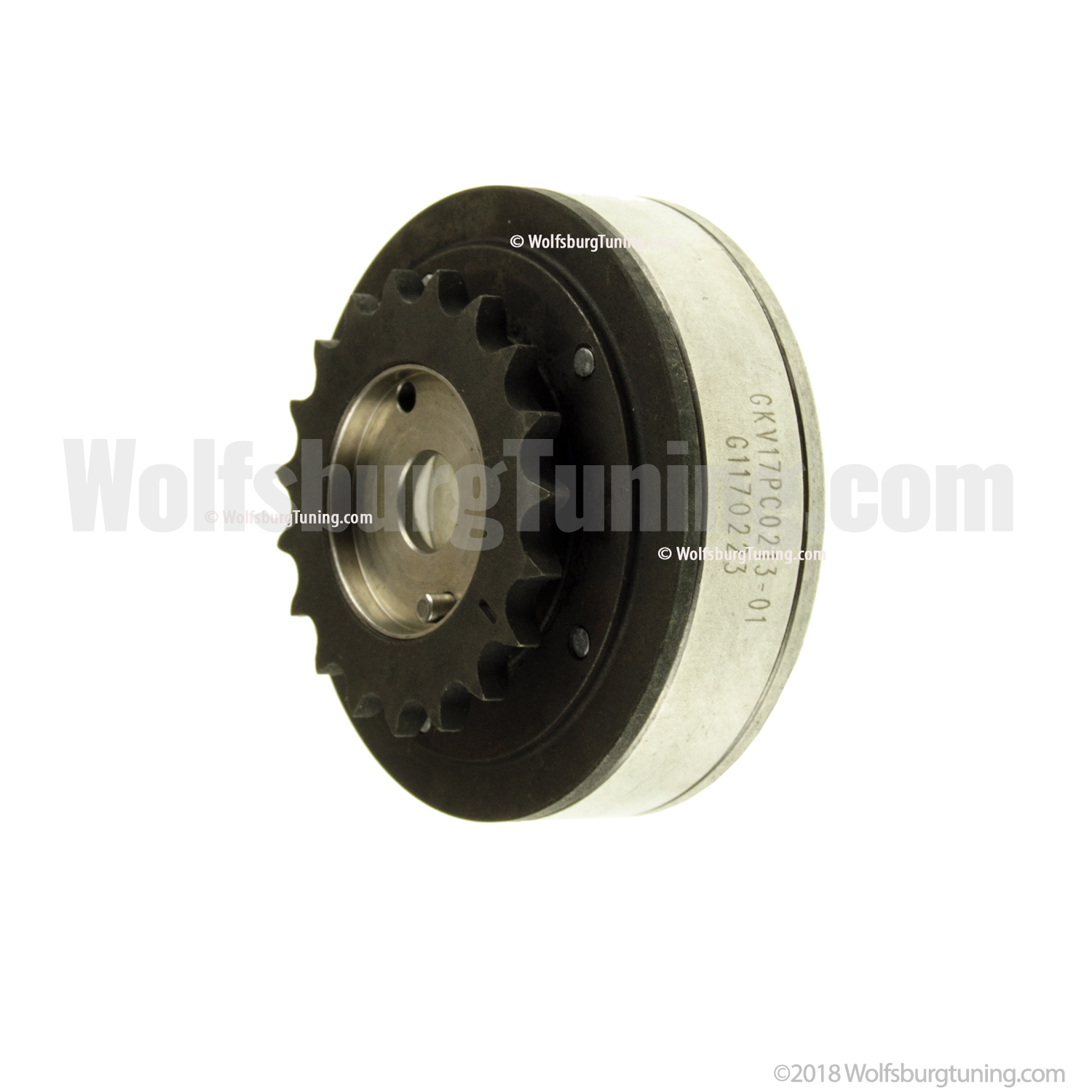 Variable Timing Sprocket