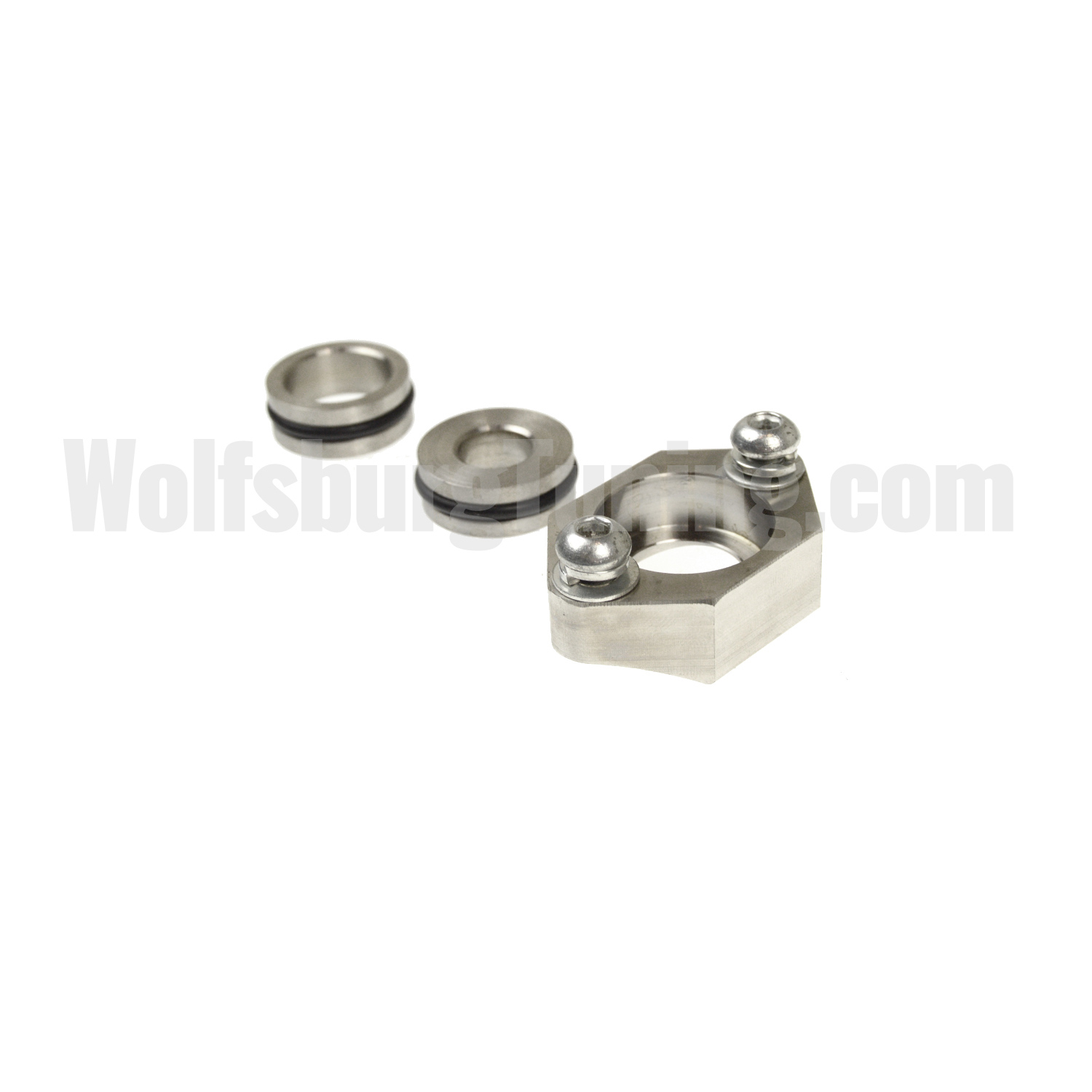 Map Sensor adapter (stainless)