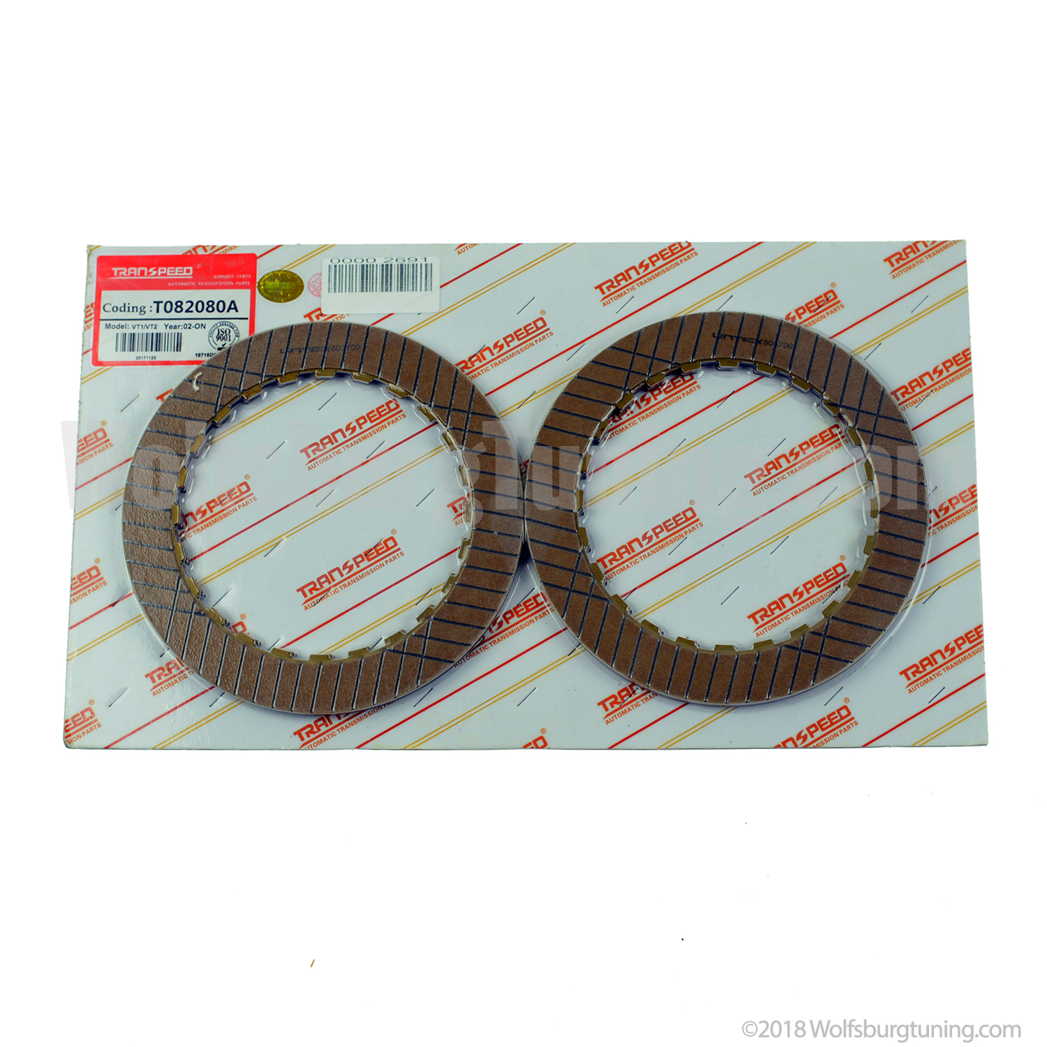 Automatic Transmission Friction Disk Set - CVT Mini Cooper