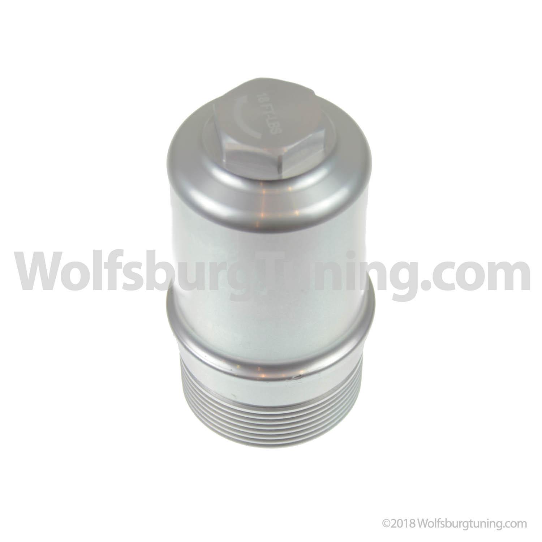 Oil Filter Housing - Billet Aluminum (MK7 GTI A3/S3 | 1.8T & 2.0T Gen 3 TSI)