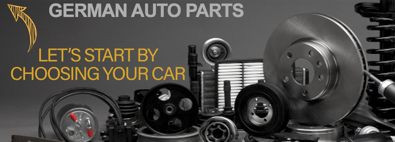 German auto parts