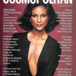 Beverly Johnson on Cosmopolitan Magazine cover