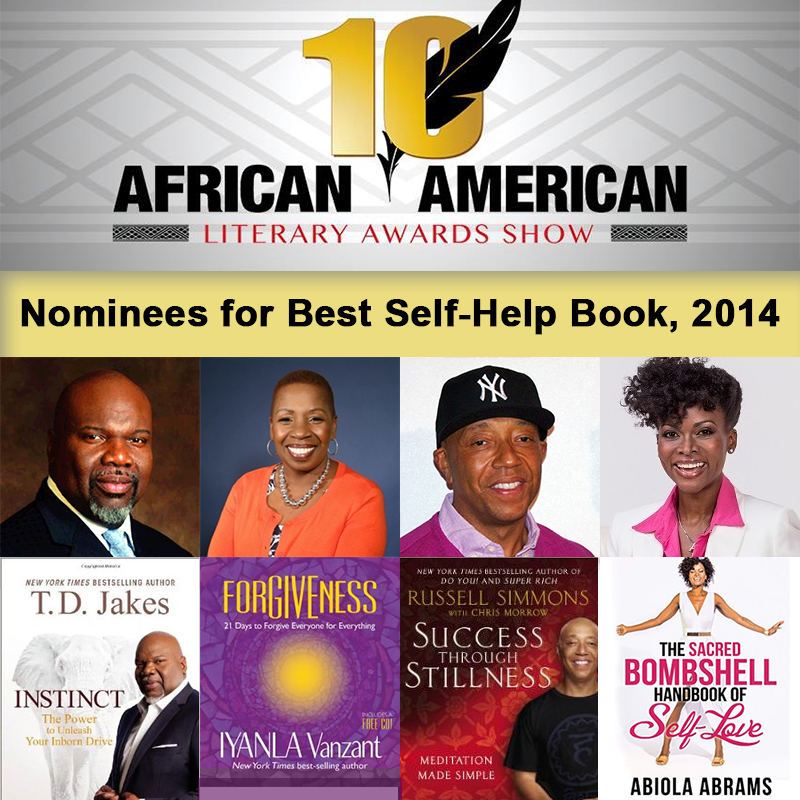 African American Literary Awards Self-Help Books