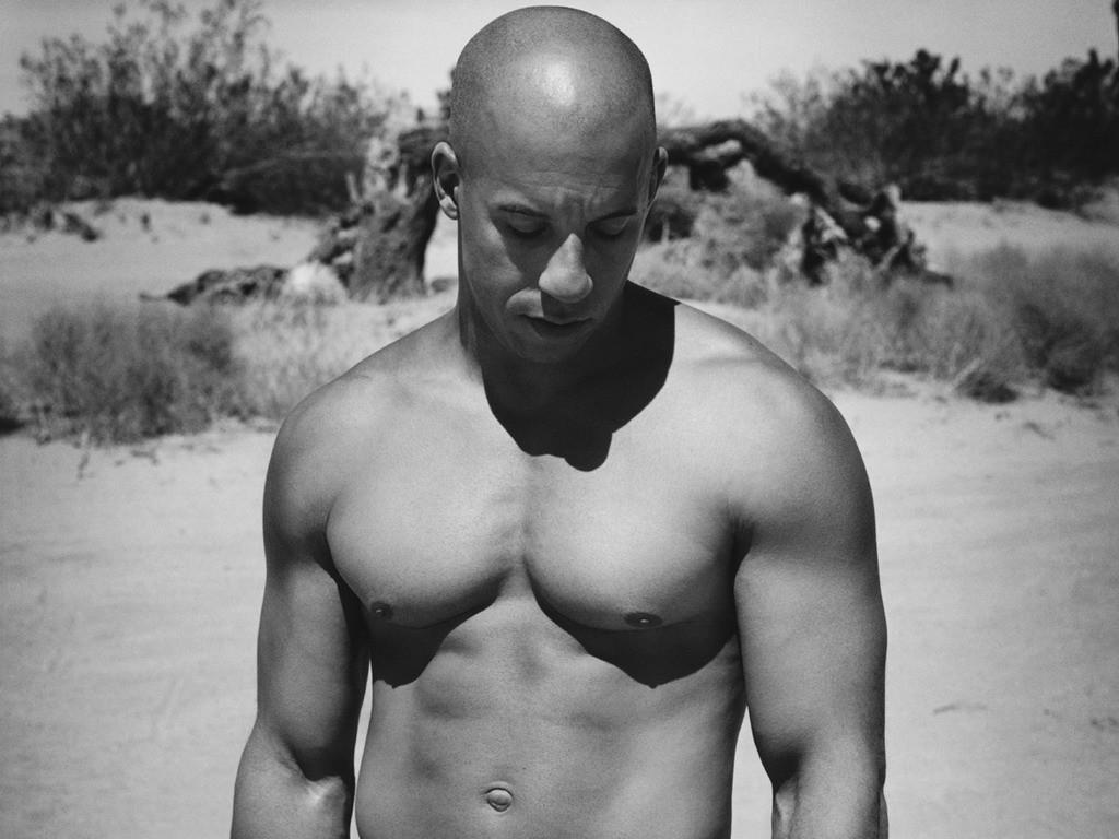 Read Vin Diesel's Body Language