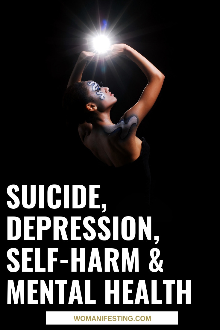 Suicide, Depression, Self Harm and Mental Health