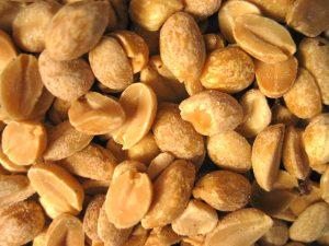 Peanuts have plenty of antioxidants!