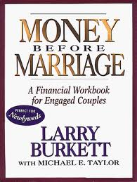 Money Before Marriage Financial Workbook for Engaged Couples