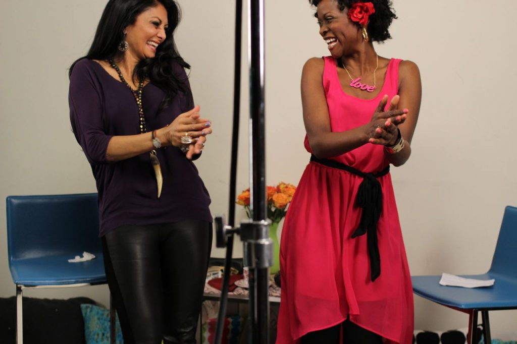 Divine Feminine Energy Party with Donna D'Cruz & Abiola Abrams