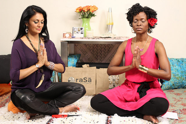 Donna D'Cruz & Abiola Abrams - Meditation Goddess Energy