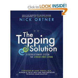 Nick Ortner EFT Tapping Solution book