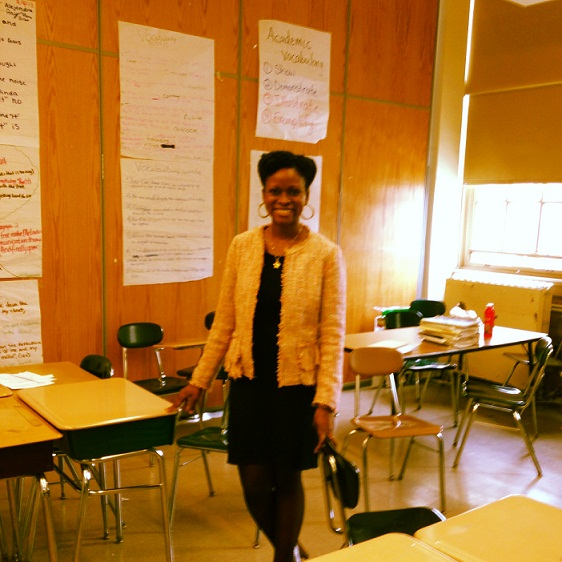 career day speaker abiola abrams writer