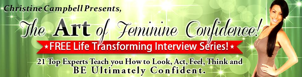 The Art of Feminine Confidence Summit