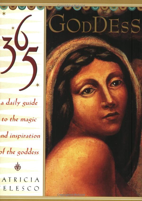 365 Goddess by Patricia Telesco