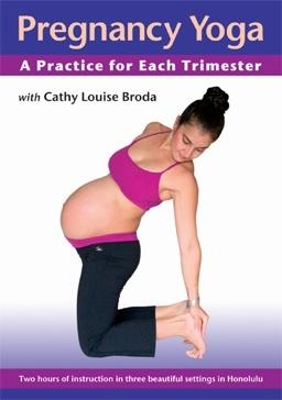 Pregnancy Yoga by Cathy Broda Book
