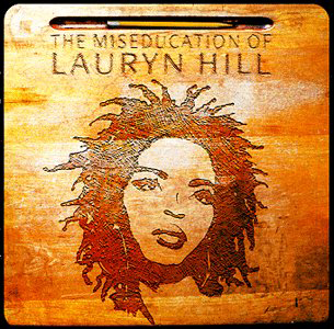 Photo: The Miseducation of Lauryn Hill album cover.