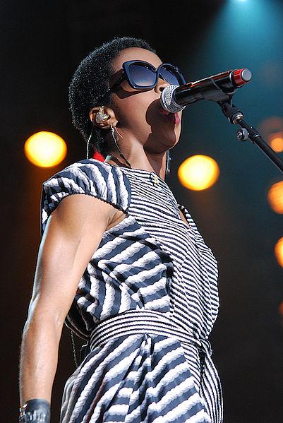 Ex Fugees Singer Lauryn Hill