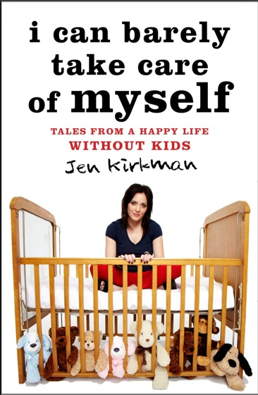 Book about living child-free and single