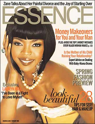 Lauryn Hill, Essence Magazine