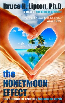 honeymoon effect by bruce lipton book