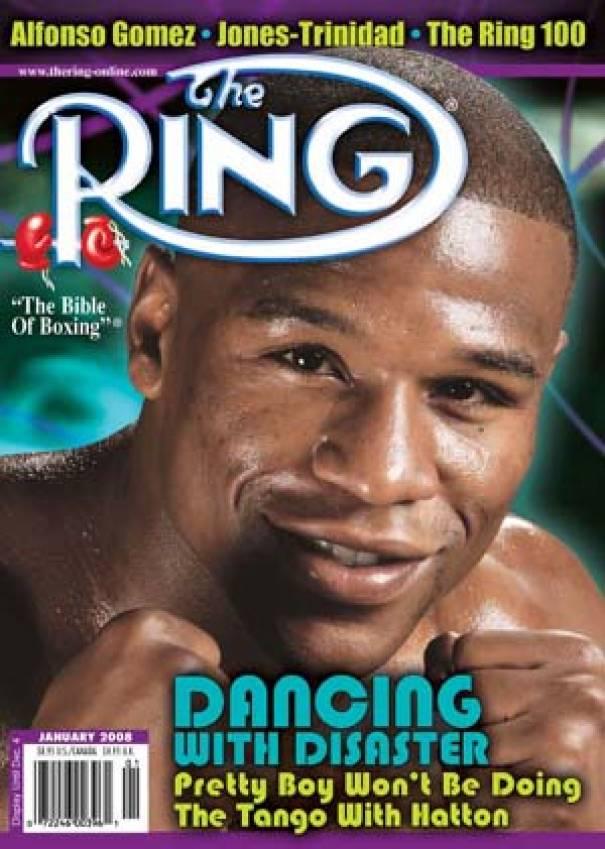 Floyd Mayweather Ring Magazine