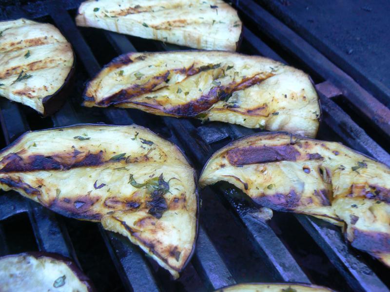 Grilled Eggplant Vegan Recipe