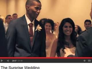 The Surprise Wedding!