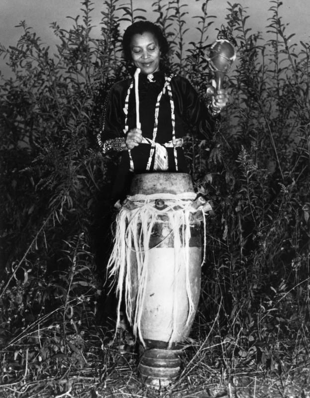 zora drumming