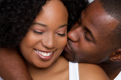 Couple Happy Smiling in Love