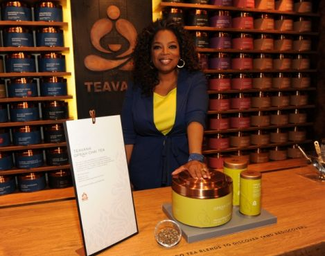 Oprah Winfrey Teavana Starbucks Tea Review