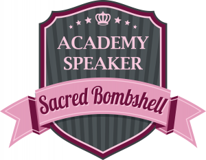Sacred Bombshell Academy Speaker Arielle Be Well With
