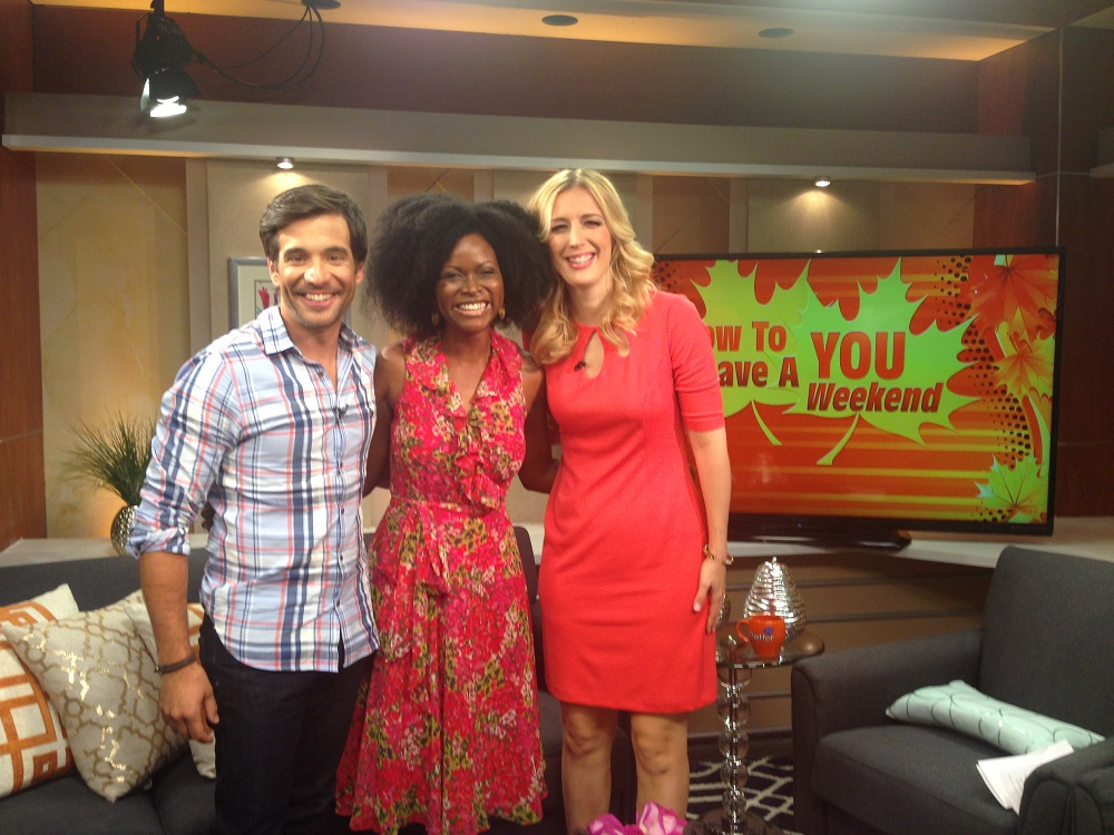 JD Roberto, A biola Abrams, Kristina Behr on Better TV Show
