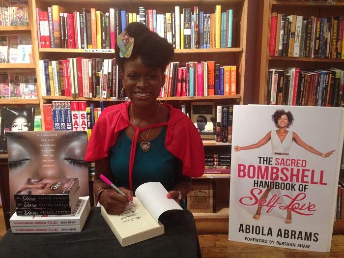 Abiola Abrams, Sacred Bombshell Handbook of Self-Love