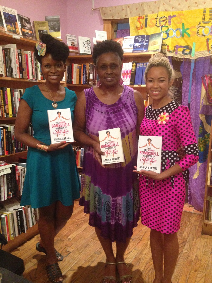 Abiola Abrams, Janifer Wilson, Super Ivi in Harlem