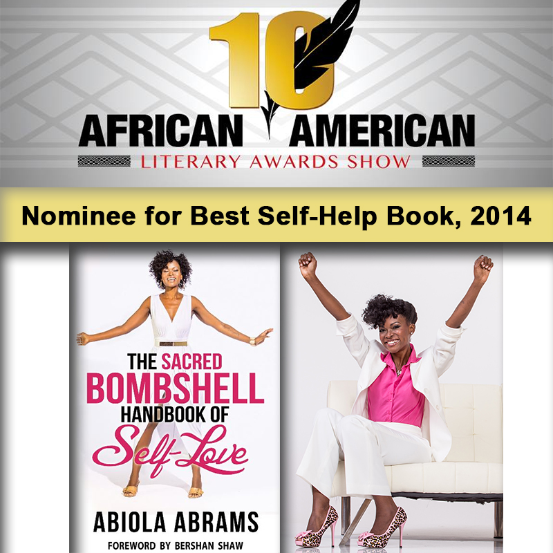 Sacred Bombshell Handbook by Abiola Abrams