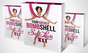 Self-Love Kit for Sacred Bombshells