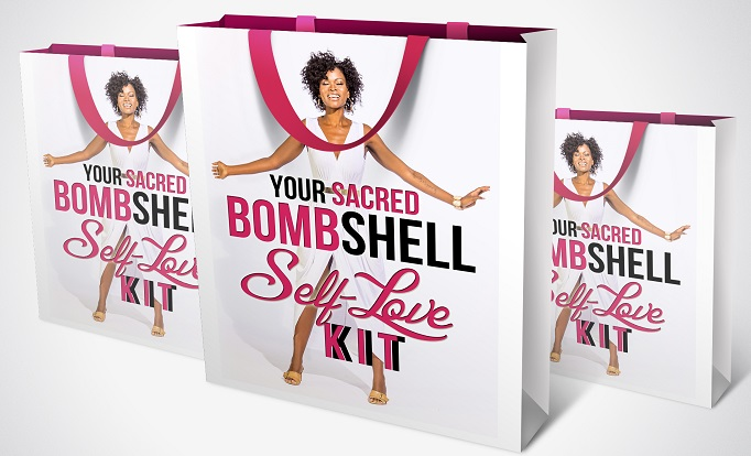Self-Love Kit for Sacred Bombshells